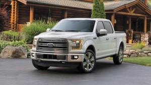 Ford 2016 F-150 1
