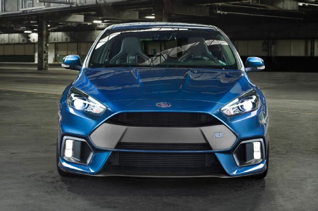 Ford Focus 2016 RS 1