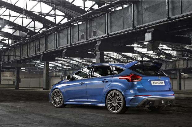 Ford Focus 2016 RS 2