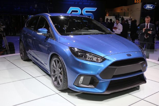 Ford Focus 2016 RS 3