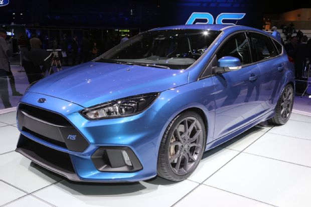 Ford Focus 2016 RS 7