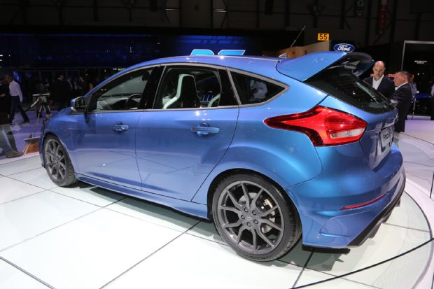 Ford Focus 2016 RS 8