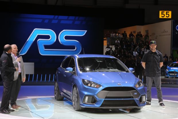 Ford Focus 2016 RS 9