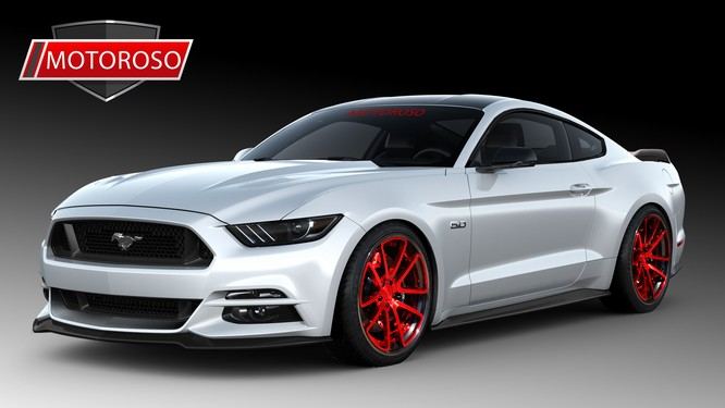 ford mustang001