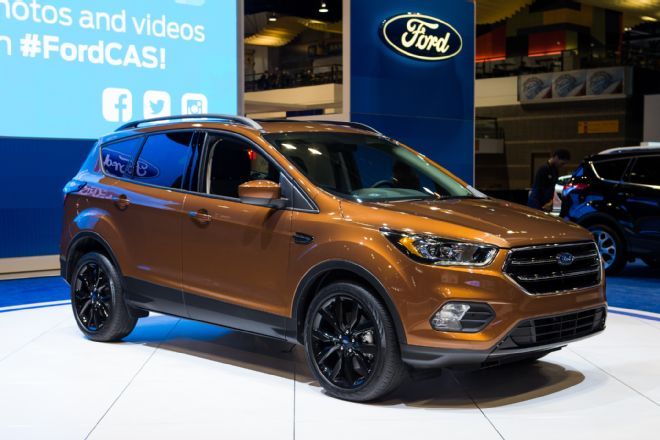 Ford Escape 2017 1