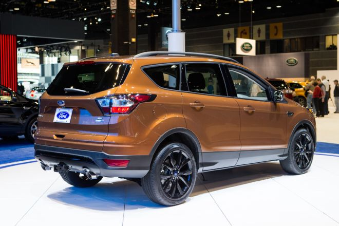 Ford Escape 2017 4