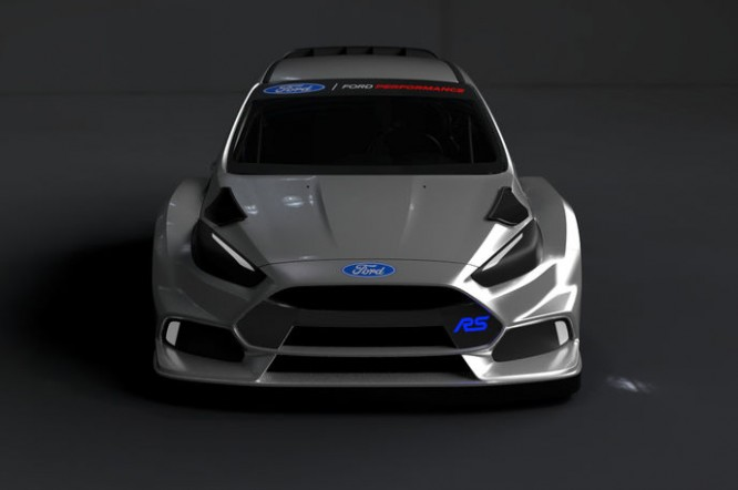 Ford Focus RS RX 1