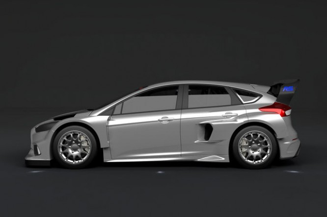 Ford Focus RS RX 2